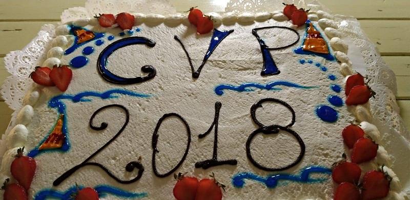 Torta Cvp